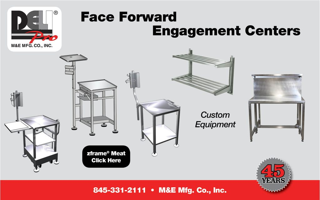 Deli Pro Face Forward Engagement Centers